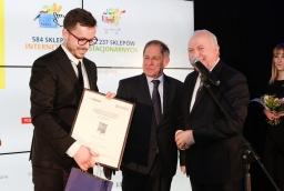 Adam Rzepkowski (Alleceny.pl), Włodzimierz Abkowicz, prof. Stefan Domek  /fot.: Świat Biznesu /