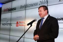 Jarosław Rzepa, wicemarszałek województwa zachodniopomorskiego  /fot.: Świat Biznesu /