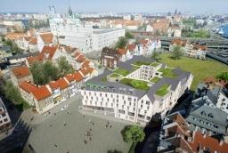 Wizualizacja hotelu Ibis Styles w Szczecinie  /fot.: mat. Grupy Orbis /