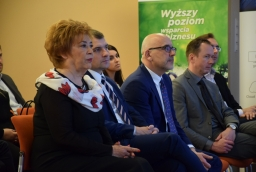 Gala finałowa  VIII edycji konkursu Przystanek Sukces  /fot.: mab /