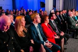 Gala wręczenia nagród Perły Biznesu 2018  /fot.: SW /