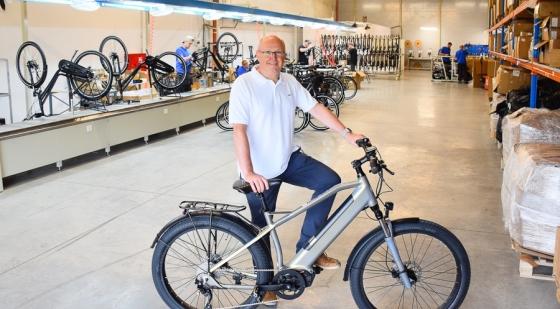 E-rower – nowy symbol Szczecina