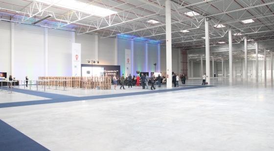 PDC Logistics z jeszcze większą halą w Szczecinie – Załomiu