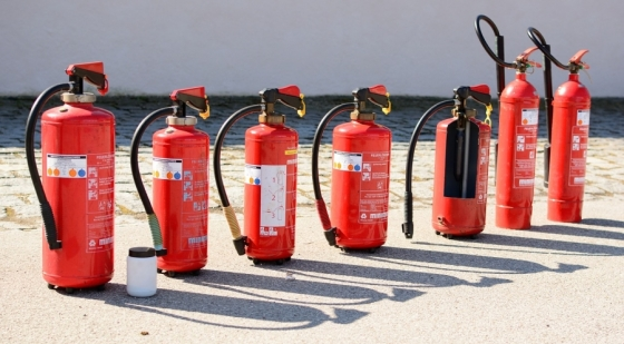 Producenci/dostawcy gaśnic oraz systemów przeciw pożarowych poszukiwani