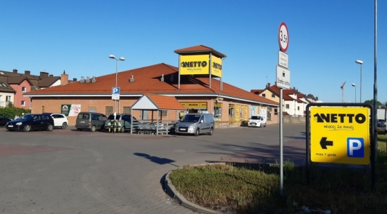 Hipermarket przy ul. Milczańskiej nie zmieni się w Netto