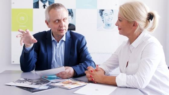 Krzysztof Kowalski i Katarzyna Opiekulska z LSJ HR Group /fot.: LSJ HR Group /