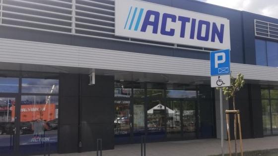 Sklep Action w Szczecinie /fot.: mat. Action /