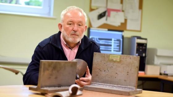 Bogdan Piekarczyk, prezes Technic-Control /fot.: SG /