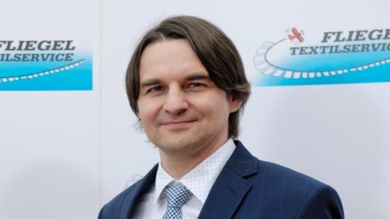 Daniel Tarczyński /fot.: mat. Fliegel Textilservice /
