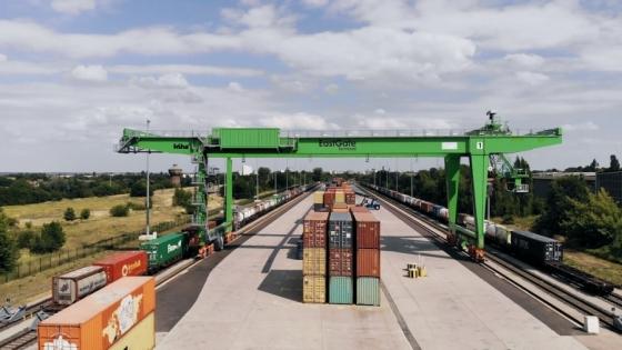 Terminal PCC Intermodal we Frankfurcie nad Odrą  /fot.: PCC INTERMODAL /