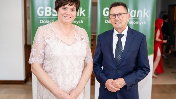 Bożena Głogowska i Zbigniew Wielgosz