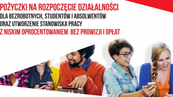 Fragment plakatu projektu