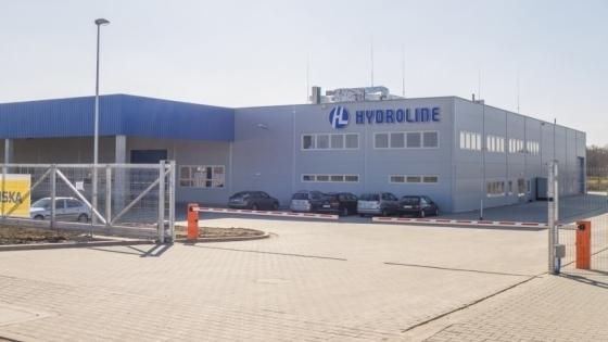 Fabryka Hydroline w Stargardzie /fot.: mab /