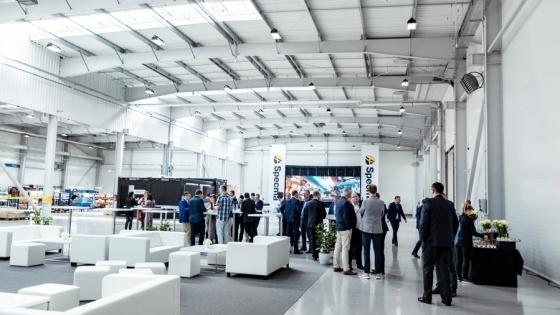 Otwarcie fabryki Specma Group w Stargardzie /fot.: mat. Specma Group /