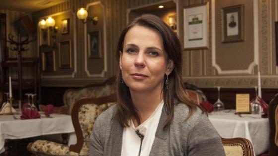 Izabela Szukiewicz, właścicielka restauracji Bohema w Szczecinie /fot.: ak /