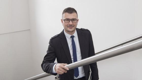 Łukasz Kurzątkowski, dyrektor operacyjny 3Shape Poland /fot.: ak /