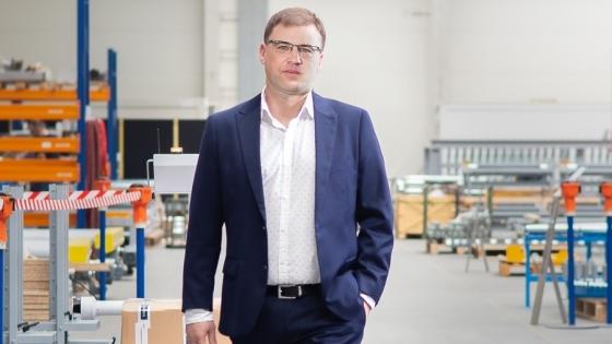 Marcin Tomkiewicz, prezes Europa Systems /fot.: mat. Europa Systems /