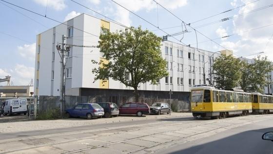 Hotel Vulcan /fot.: AK/Archiwum/ /